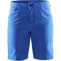 Craft Spodenki Rowerowe Free W Blue M. Niebieskie szorty sportowe damskie Craft. W wyprzedaży za 229.00 zł.
