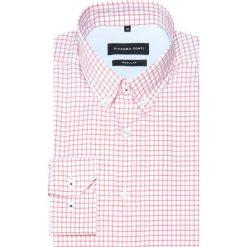 Koszula SIMONE KDWR000356. Szare koszule męskie Giacomo Conti, z bawełny, button down. Za 229.00 zł.