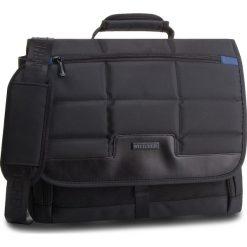 Torba na laptopa WITTCHEN - 87-3P-116-1 Czarny. Czarne torby na laptopa damskie Wittchen, z materiału. Za 349.00 zł.