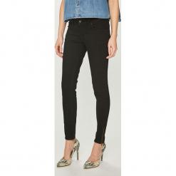 Guess Jeans - Jeansy Marilyn. Czarne jeansy damskie Guess Jeans. Za 369.90 zł.