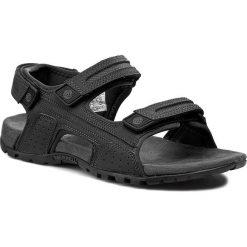 Sandały MERRELL - Sandspur Oak J211081C Black. Czarne sandały męskie Merrell, z materiału. W wyprzedaży za 209.00 zł.