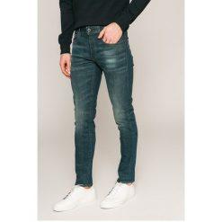 G-Star Raw - Jeansy 3301. Niebieskie jeansy męskie G-Star Raw. W wyprzedaży za 359.90 zł.