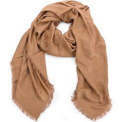 Chusta TWINSET - Kefia OA8T1Q Cookie 00653. Brązowe szaliki i chusty damskie Twinset, z materiału. Za 319.00 zł.