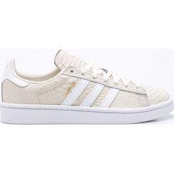 Adidas Originals - Buty Campus. Szare obuwie sportowe damskie adidas Originals, z materiału. W wyprzedaży za 299.90 zł.