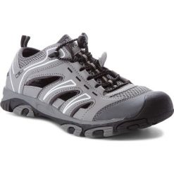 Sandały CMP - Aquarii Hiking Sandal 3Q95477 Grey U739. Szare sandały męskie CMP, z materiału. W wyprzedaży za 149.00 zł.