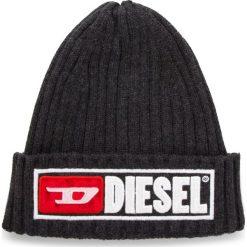 Czapka DIESEL - K-Coder-B Cap 00SJ4J 0DAOB 900. Szare czapki i kapelusze męskie Diesel. Za 229.00 zł.