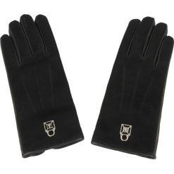Rękawiczki Damskie PATRIZIA PEPE - 2V6687/AB11-K103  Nero. Czarne rękawiczki damskie Patrizia Pepe, ze skóry. W wyprzedaży za 399.00 zł.