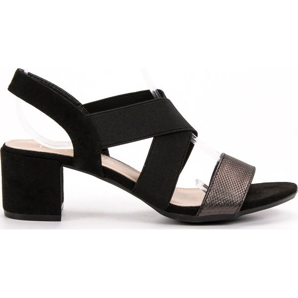 Ladies Rieker Mule Sandals 608P9 Obuwie damskie Odzież, Buty