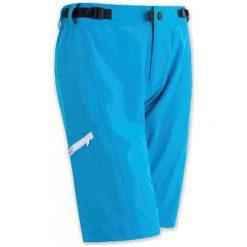 Sensor Damskie Spodnie Rowerowe Cyklo Helium Blue. Niebieskie spodnie sportowe damskie Sensor, z meshu. W wyprzedaży za 189.00 zł.
