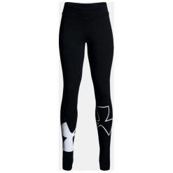 Under Armour Spodnie damskie Finale Knit Legging czarne r. L (1311007-001). Spodnie dresowe damskie marki bonprix. Za 73.49 zł.