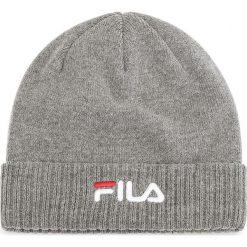 Czapka FILA - Beanie Linear 686012 Lihgt Grey Melange Bros B13. Szare czapki i kapelusze męskie Fila. Za 109.00 zł.