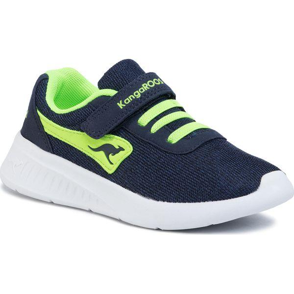Sneakersy KANGAROOS Kl Curve Ev 18510 000 4054 Dk NavyLime