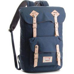 Plecak DOUGHNUT - 8077C-0056-F Steel Blue. Niebieskie plecaki damskie Doughnut, z materiału. Za 389.00 zł.