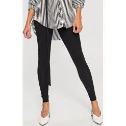 Legginsy - Czarny. Czarne legginsy dla dziewczynek Reserved. Za 24.99 zł.