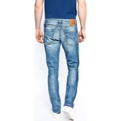 Levi's - Jeansy 511 Slim Harbour. Brązowe jeansy męskie Levi's. W wyprzedaży za 229.90 zł.
