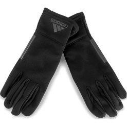 Rękawiczki Damskie adidas - Clmht Gloves BR0739 S Black/Black/Blkref. Czarne rękawiczki damskie Adidas, z materiału. Za 129.00 zł.