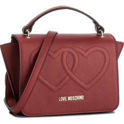Torebka LOVE MOSCHINO - JC4293PP04KK0500  Rosso. Czerwone torebki do ręki damskie Love Moschino. Za 719.00 zł.