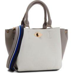 Torebka JENNY FAIRY - RC13755 Biały. Białe torebki do ręki damskie Jenny Fairy, ze skóry ekologicznej. Za 99.99 zł.