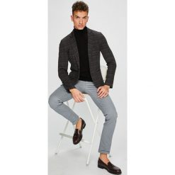Trussardi Jeans - Spodnie. Eleganckie spodnie męskie marki Giacomo Conti. Za 369.90 zł.
