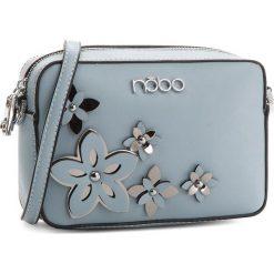 Torebka NOBO - NBAG-E1600-C012 Niebieski. Niebieskie listonoszki damskie Nobo, ze skóry ekologicznej. W wyprzedaży za 109.00 zł.