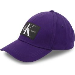 Czapka z daszkiem CALVIN KLEIN JEANS - J Monogram Cap M K40K400752 507. Fioletowe czapki i kapelusze męskie Calvin Klein Jeans. Za 159.00 zł.
