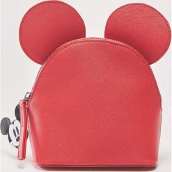 Torebka Mickey Mouse - Czerwony. Czerwone torebki do ręki damskie House, z motywem z bajki. Za 69.99 zł.