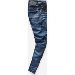 G-Star Raw - Jeansy . Niebieskie jeansy męskie G-Star Raw. W wyprzedaży za 449.90 zł.