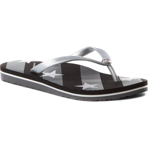 ecb7cbc2b790c Japonki TOMMY HILFIGER - Stars And Stripes Beach Sandal FW0FW02384 ...