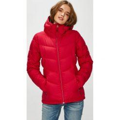 Columbia - Kurtka. Czerwone kurtki damskie Columbia, z materiału. W wyprzedaży za 499.90 zł.