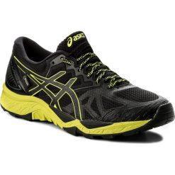 Buty ASICS - Gel-FujiTrabuco 6 G-TX GORE-TEX T7F0N Black/Safety Yellow/Black 9089. Czarne buty sportowe męskie Asics, z gore-texu. W wyprzedaży za 399.00 zł.