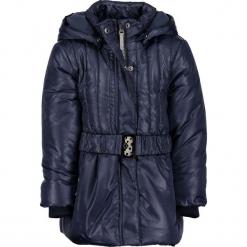 Blue Seven - Kurtka dziecięca 92-128 cm. Niebieskie kurtki i płaszcze dla dziewczynek Blue Seven, w paski, z materiału. Za 179.90 zł.