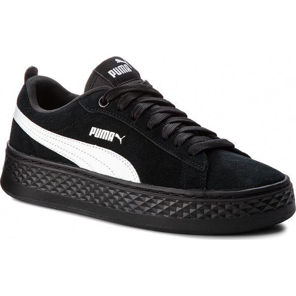 Sneakersy PUMA Smash Platform Sd 366488 02 Puma BlackPuma White