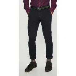 Medicine - Spodnie Basic. Szare eleganckie spodnie męskie MEDICINE, z bawełny. Za 129.90 zł.