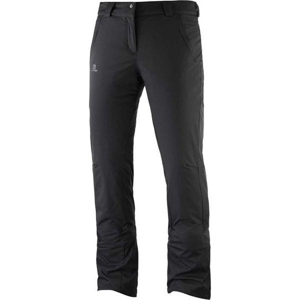 Salomon Damskie spodnie narciarskie Stormseason Pant W Black LR