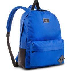 Plecak VANS - Old Skool II Backpack V00ONI89P Blue 050. Niebieskie plecaki damskie Vans, z materiału, sportowe. W wyprzedaży za 119.00 zł.