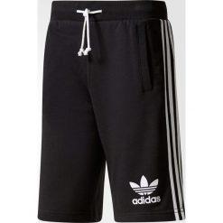 Adidas Spodenki męskie 3STRIPED FT SHORTS  czarne r.  XL  (BR6972). Krótkie spodenki sportowe męskie marki bonprix. Za 187.04 zł.