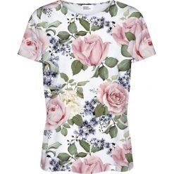 Colour Pleasure Koszulka damska CP-030 104 biało-zielona r. XXXL/XXXXL. T-shirty damskie Colour Pleasure. Za 70.35 zł.