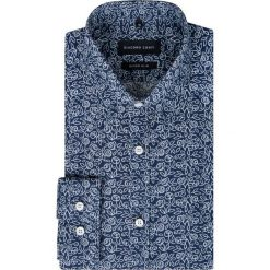 Koszula MICHELE KDWR000286. Szare koszule męskie Giacomo Conti, z bawełny, z klasycznym kołnierzykiem. Za 229.00 zł.