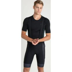 Oakley COLORBLOCK BIB Legginsy blackout. Spodnie sportowe męskie Oakley, z elastanu. Za 459.00 zł.