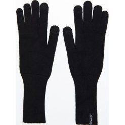 Długie rękawiczki - Czarny. Czarne rękawiczki damskie Cropp. Za 29.99 zł.