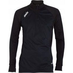 Swix Koszulka Męska Wind Racex Czarny Xl. Czarne koszulki sportowe męskie Swix, z długim rękawem. Za 265.00 zł.