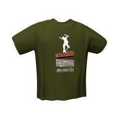 GamersWear ULTRACOMBO T-Shirt Olive (S)  (5100-S). Zielone t-shirty i topy dla dziewczynek GamersWear. Za 56.80 zł.