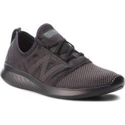 Buty NEW BALANCE - WCSTLLB4 Czarny. Czarne obuwie sportowe damskie New Balance, z materiału. W wyprzedaży za 229.00 zł.