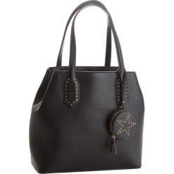 Torebka JENNY FAIRY - RH1074 Black. Czarne torebki do ręki damskie Jenny Fairy, ze skóry ekologicznej. W wyprzedaży za 69.99 zł.
