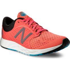 Buty NEW BALANCE - WZANTVC4 Pomarańczowy. Brązowe obuwie sportowe damskie New Balance, z materiału. W wyprzedaży za 299.00 zł.