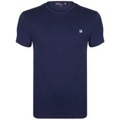 Giorgio Di Mare T-Shirt Męski Xxl Ciemny Niebieski. Niebieskie t-shirty męskie Giorgio di Mare. W wyprzedaży za 71.90 zł.