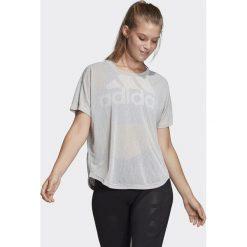 Adidas Koszulka adidas Magic Logo Tee CZ8004 CZ8004 szary XS. Bluzki damskie Adidas. Za 113.46 zł.