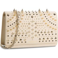 Torebka TWINSET - Pochette OS8TLB  Avorio 00018. Brązowe torebki do ręki damskie Twinset, ze skóry ekologicznej. W wyprzedaży za 679.00 zł.