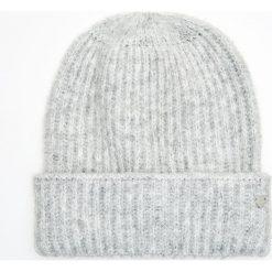 Ciepła czapka - Jasny szary. Szare czapki i kapelusze damskie Cropp. Za 34.99 zł.