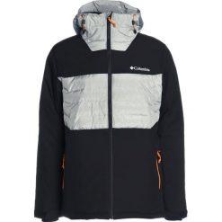 Columbia WHITE HORIZON HYBRID JACKET Kurtka narciarska black/grey heather. Kurtki snowboardowe męskie Columbia, z materiału. W wyprzedaży za 809.10 zł.